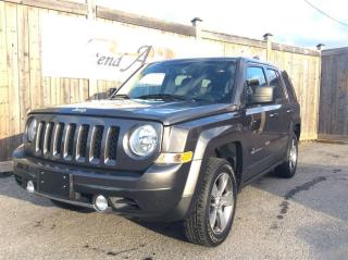 Used 2017 Jeep Patriot High Altitude Edition 157.00 bi weekly for sale in Stittsville, ON
