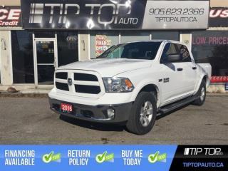 Used 2016 Dodge Ram 1500 Outdoorsman ** 4x4, 5.7 V8, Crew Cab, Bluetooth ** for sale in Bowmanville, ON
