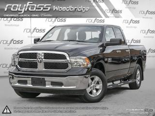 Used 2014 Dodge Ram 1500 SLT. BLUETOOTH. LOW K M. NO ACCIDENTS for sale in Woodbridge, ON
