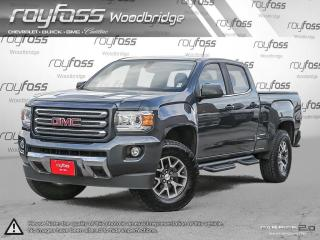 Used 2015 GMC Canyon SLE for sale in Woodbridge, ON