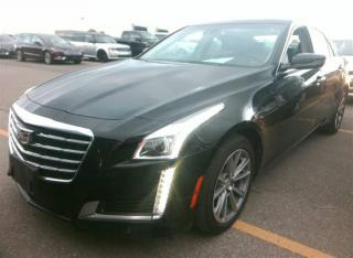 Used 2017 Cadillac CTS 3.6L Luxury for sale in Woodbridge, ON
