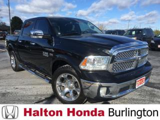 Used 2013 Dodge Ram 1500 LARAMIE|ACCIDENT FREE for sale in Burlington, ON
