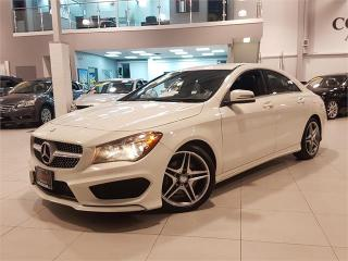 Used 2015 Mercedes-Benz CLA-Class CLA250-AMG WHEELS-SPORT GRILLE-ONLY 90KM for sale in York, ON