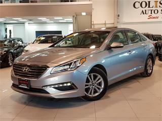 Used 2017 Hyundai Sonata GLS-SUNROOF-CAMERA-HEATED SEATS-ONLY 40KM for sale in York, ON