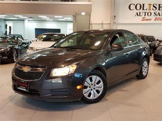 Used 2014 Chevrolet Cruze LT-AUTOMATIC-BLUETOOTH-FACTORY WARRANTY-ONLY 80KM for sale in York, ON