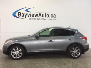Used 2015 Infiniti QX50 - AWD|3.7L|ROOF|HTD LTHR|REV CAM|CRUISE| for sale in Belleville, ON