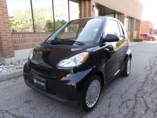 Used 2010 Smart fortwo Pure for sale in Woodbridge, ON