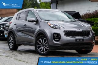 Used 2017 Kia Sportage EX AWD, Heated Seats, Steering Wheel Controls for sale in Port Coquitlam, BC