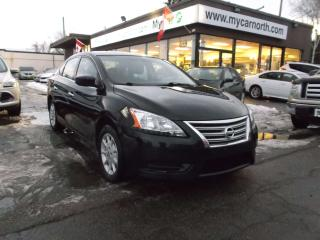 Used 2015 Nissan Sentra 1.8 S for sale in North Bay, ON