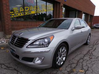 Used 2013 Hyundai Equus Signature Massaging front seats, driver assist for sale in Woodbridge, ON