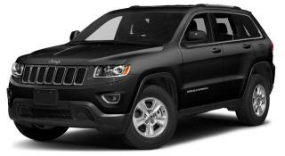 Used 2016 Jeep Grand Cherokee LAREDO 4WD for sale in Port Coquitlam, BC