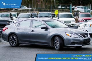 Used 2016 Nissan Altima 2.5 SV Sunroof, Backup Camera for sale in Port Coquitlam, BC