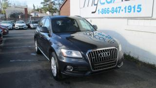 Used 2014 Audi Q5 2.0 Komfort for sale in Richmond, ON