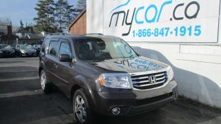 Used 2013 Honda Pilot EX-L for sale in Richmond, ON