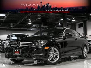 Used 2013 Mercedes-Benz C250 AMG|2DR COUPE|NAVI|PARKING SENSORS for sale in North York, ON