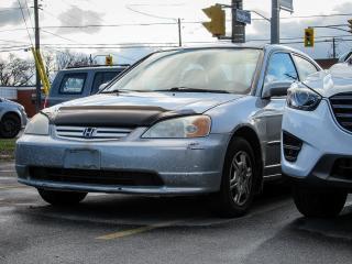 Used 2001 Honda Civic LX Sedan for sale in Scarborough, ON
