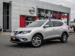 Used 2014 Nissan Rogue SL, AWD, INTELLIGENT KEY, NAVIGATION, BACK UP CAMERA for sale in Orleans, ON