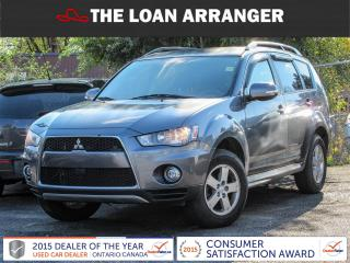 Used 2012 Mitsubishi Outlander for sale in Barrie, ON