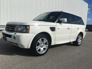 Used 2006 Land Rover Range Rover Sport HSE for sale in Mississauga, ON