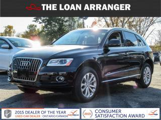 Used 2017 Audi Q5 for sale in Barrie, ON