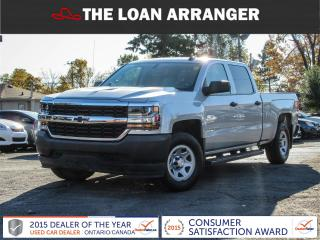 Used 2016 Chevrolet Silverado for sale in Barrie, ON