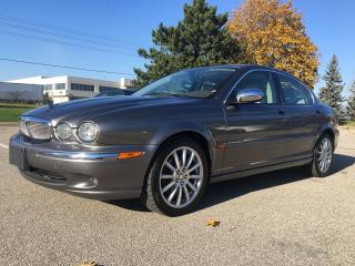 Used 2008 Jaguar X-Type 3:0 Luxury for sale in Mississauga, ON