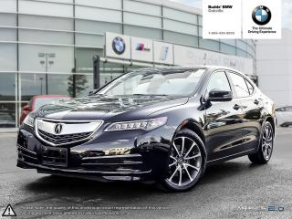 Used 2017 Acura TLX 3.5L SH-AWD w/Tech Pkg AWD | NAVIGATION | REAR VIEW CAMERA for sale in Oakville, ON
