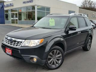 Used 2013 Subaru Forester TOURING for sale in Kitchener, ON