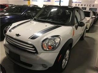 Used 2013 MINI Cooper Countryman PANORAMIC ROOF LEATHER AUTO for sale in Mississauga, ON
