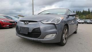 Used 2012 Hyundai Veloster - for sale in Quesnel, BC