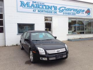 Used 2007 Ford Fusion SEL for sale in St Jacobs, ON