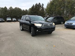 Used 2008 Toyota Highlander LIMITED  for sale in Waterloo, ON