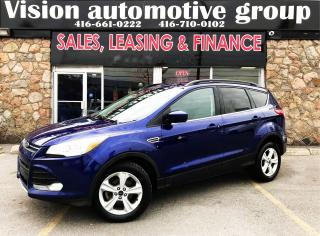 Used 2016 Ford Escape SE - ECO BOOST| ONE OWNER | CLEAN CARPROOF for sale in North York, ON