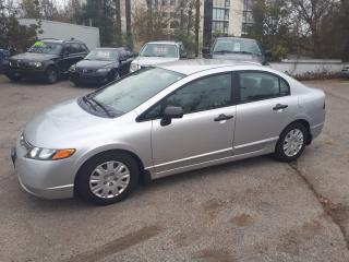 Used 2006 Honda Civic DX-G for sale in Guelph, ON