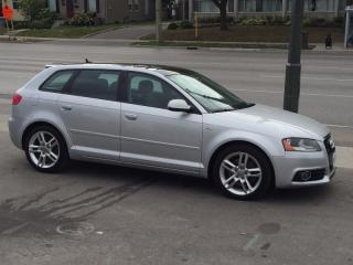 Used 2011 Audi A3 S-Line for sale in London, ON