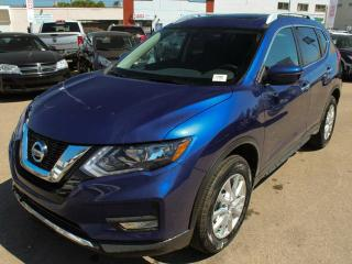 New 2018 Nissan Rogue SV 4dr All-wheel Drive for sale in Edmonton, AB