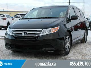 Used 2013 Honda Odyssey EX-L for sale in Edmonton, AB