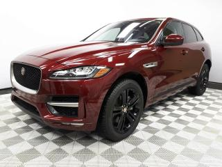 Used 2017 Jaguar F-PACE 35t R-Sport - CPO 6yr/160000kms manufacturer warranty included until June 29, 2022! CPO rates starting at 2.9%! Local One Owner Trade In | No Accidents | 3M Protection Applied | Navigation | Back Up Camera | Parking Sensors | Reverse Traffic/Blind Spot/Cl for sale in Edmonton, AB