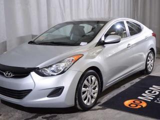 Used 2013 Hyundai Elantra GLS for sale in Red Deer, AB