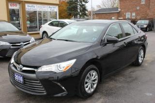 Used 2016 Toyota Camry LE for sale in Brampton, ON