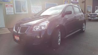 Used 2009 Pontiac Vibe 1 OWNER LOCAL TRADE-VERY CLEAN-LOADED for sale in Tilbury, ON