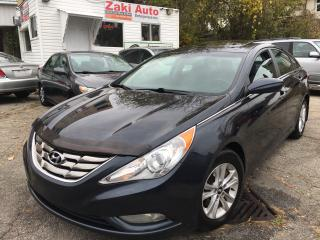 Used 2013 Hyundai Sonata GLS for sale in Scarborough, ON