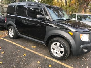 Used 2005 Honda Element EX for sale in Scarborough, ON