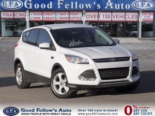 Used 2015 Ford Escape SE MODEL, 1.6 LITER ECOBOOST, FWD, REARVIEW CAMERA for sale in North York, ON