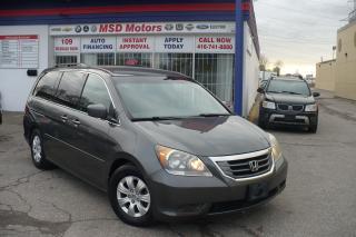 Used 2008 Honda Odyssey EX  8 Passenger for sale in Etobicoke, ON