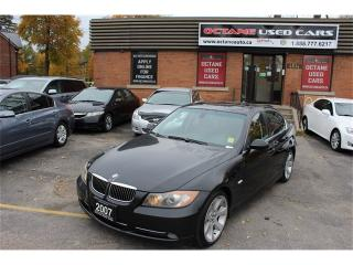 Used 2007 BMW 335i for sale in Scarborough, ON