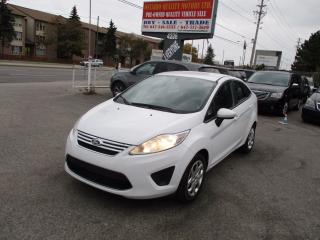 Used 2012 Ford Fiesta SE for sale in Scarborough, ON