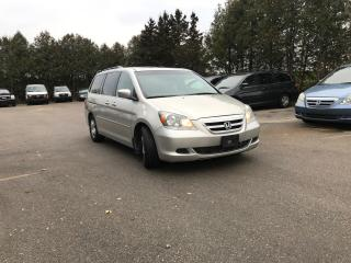 Used 2007 Honda Odyssey EX-L 8 Passengers for sale in Waterloo, ON