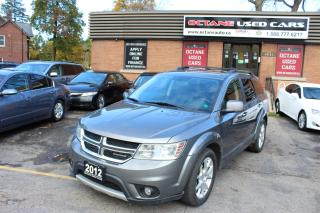 Used 2012 Dodge Journey R/T for sale in Scarborough, ON