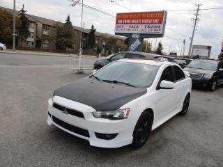 Used 2011 Mitsubishi Lancer SE for sale in Scarborough, ON
